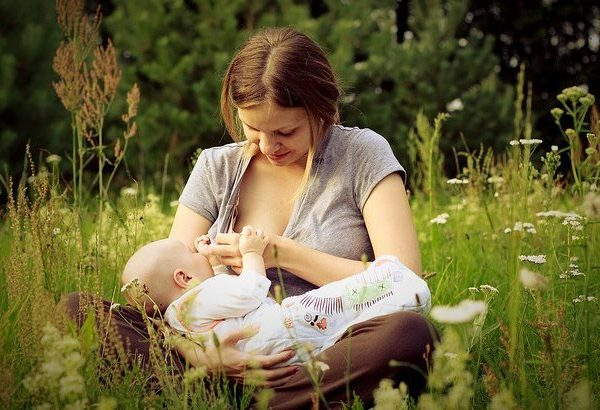 Celebrating World Breastfeeding Week: Live, Love, Latch!
