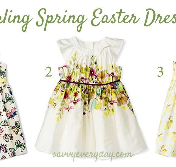 6 Darling Dresses For Spring 2015