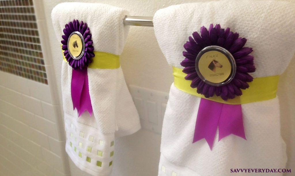 prize ribbons