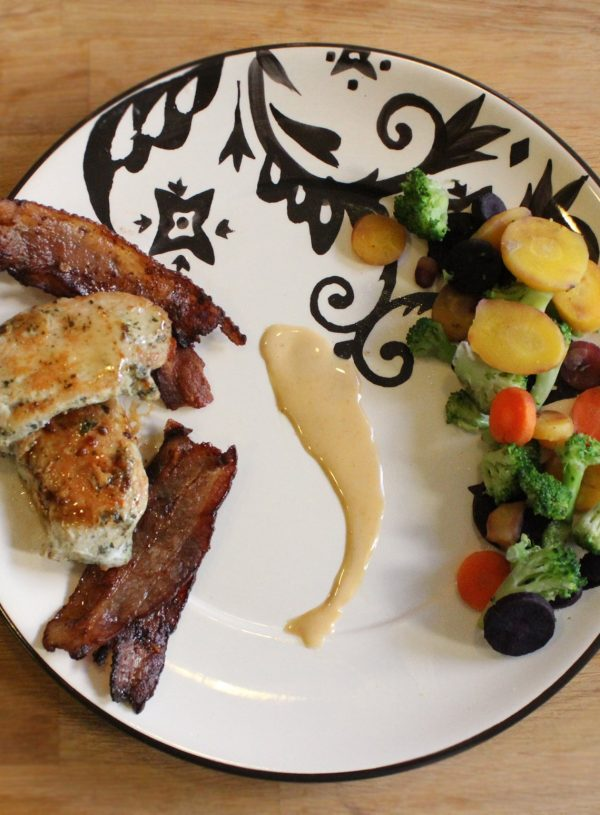 Kitchen Concoctions: 20-Minute Chicken Dinner For Three