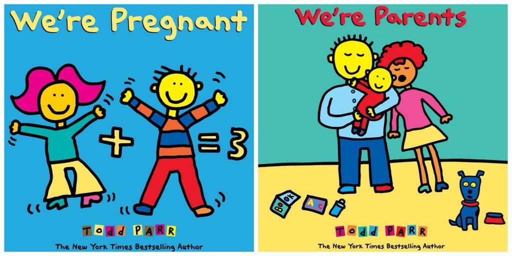 Todd Parr's parenting e-books