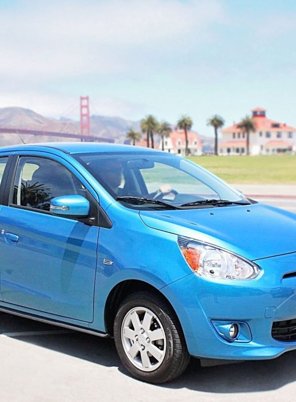 Car in Review: 2015 Mitsubishi Mirage ES
