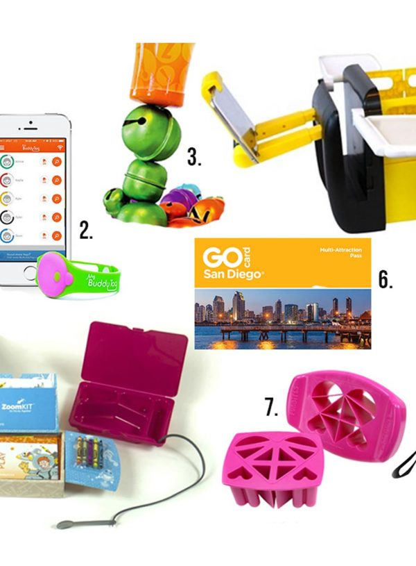 8 Cool Travel Items For Smoother Family Trips