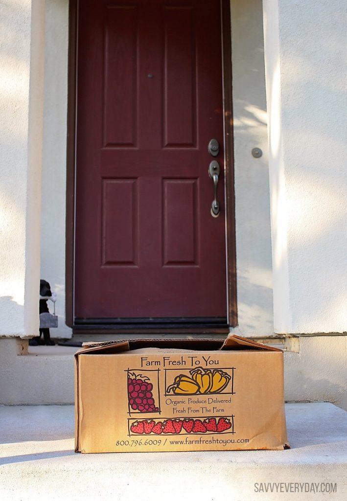 FFTY box on porch