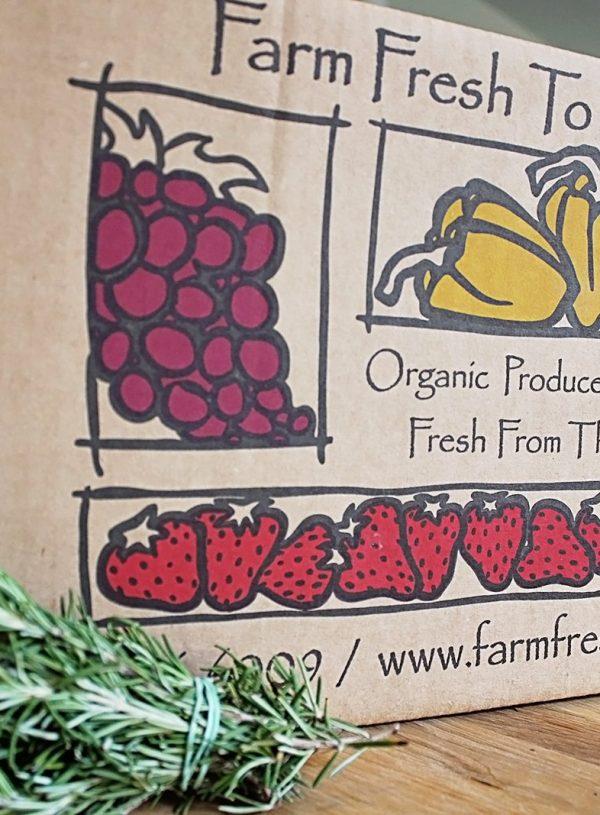 Fruit & Veggie Delivery Makes Eating Them Easier!