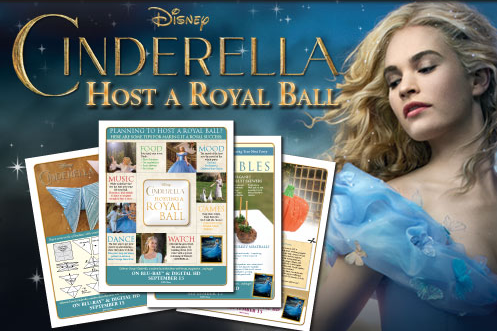 Free Cinderella Printables Perfect For Family Night