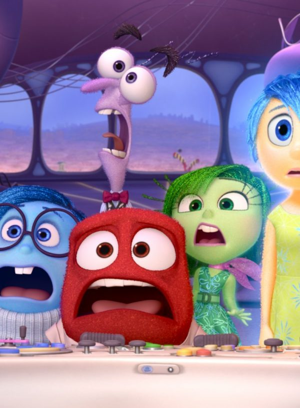 4 Ways Inside Out Surprised Me (And Activity Sheets)