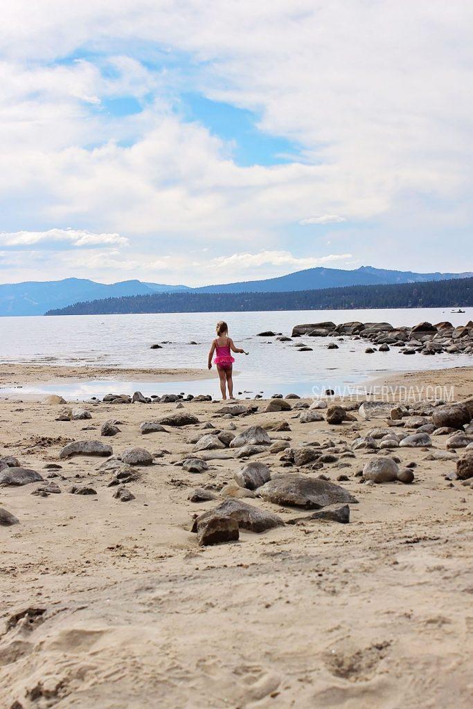 rocky water kings beach
