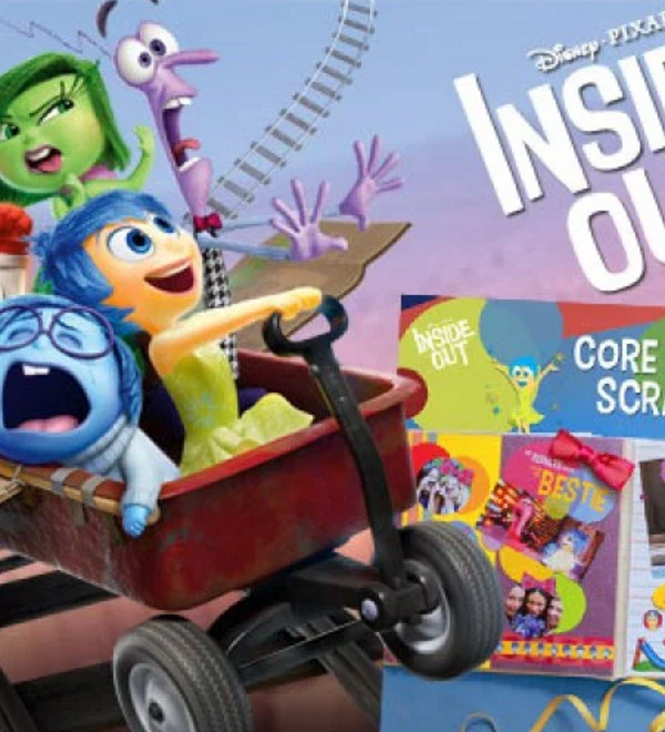 Inside Out Activity Downloads for After School Playdates