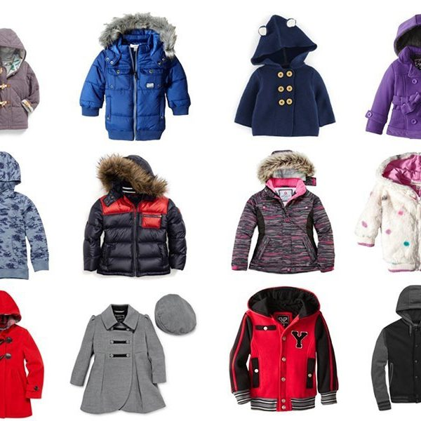 Toasty Kids Coats For Fall & Winter