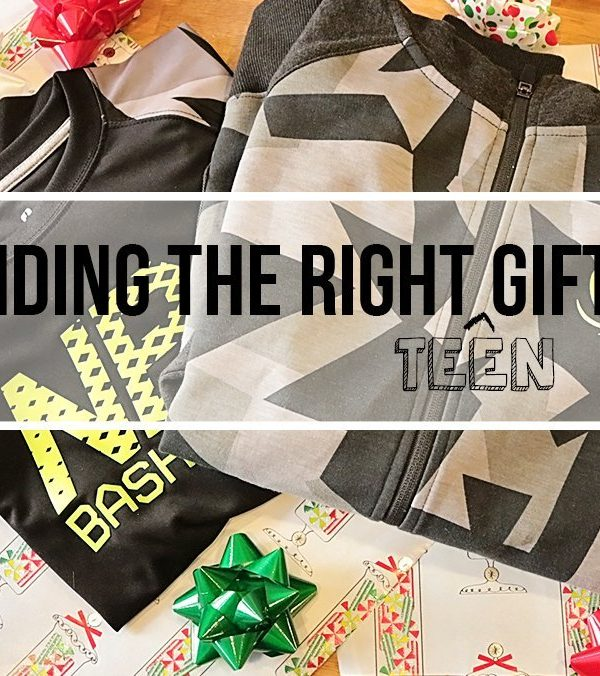 Finding the Right Gift For My Teenage Nephew