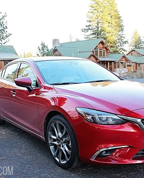 Car in Review: 2016 Mazda6