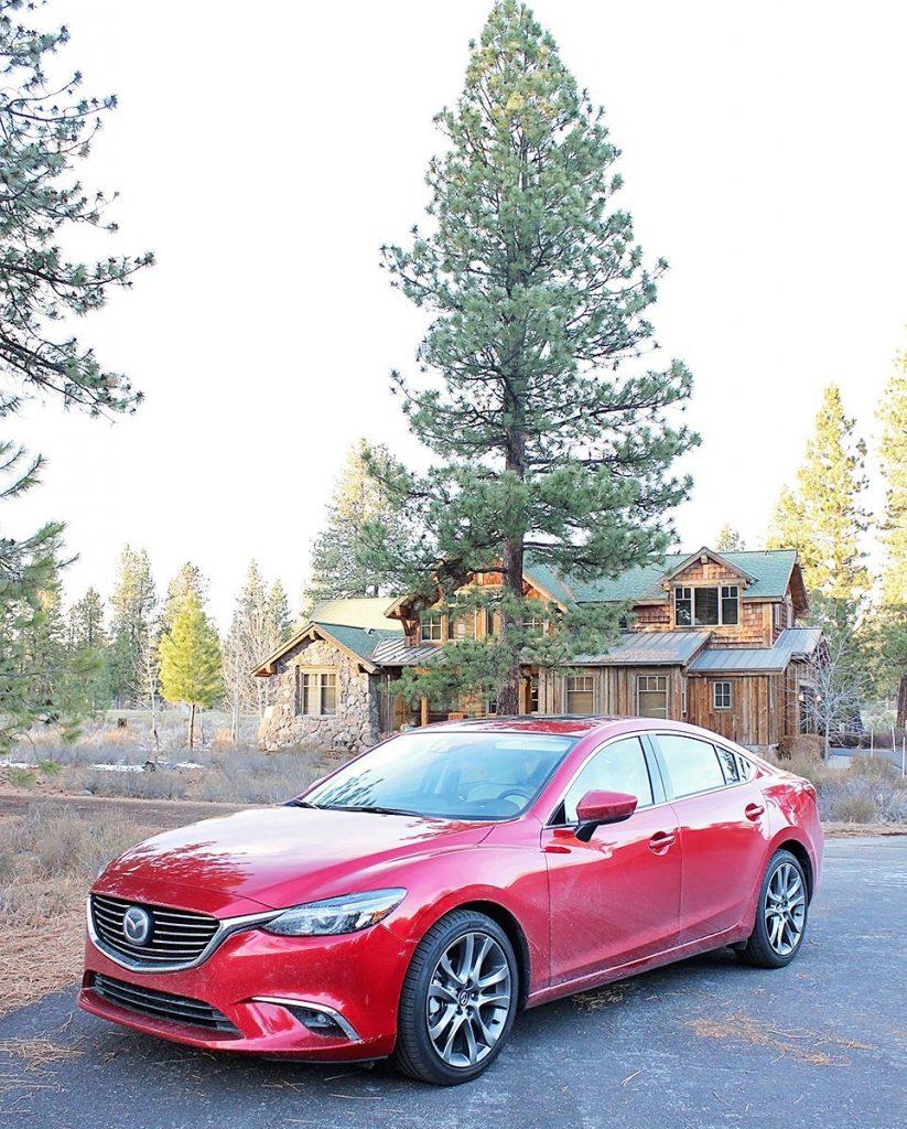 Mazda6-Cabin