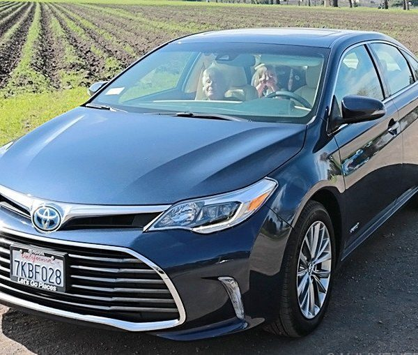 Car in Review: 2016 Toyota Avalon
