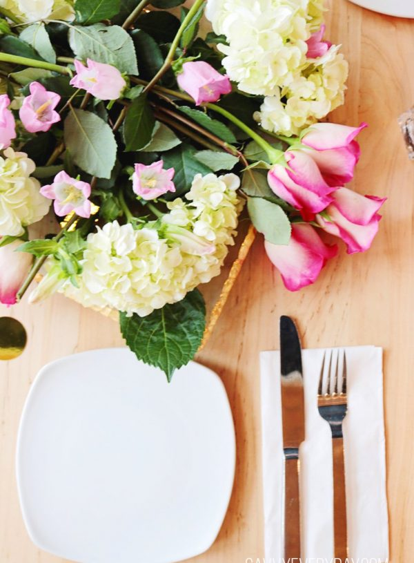 How To Plan a Lovely Low-Cost Mother's Day Brunch in Under a Week