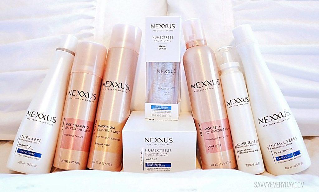 Complete Nexxus products