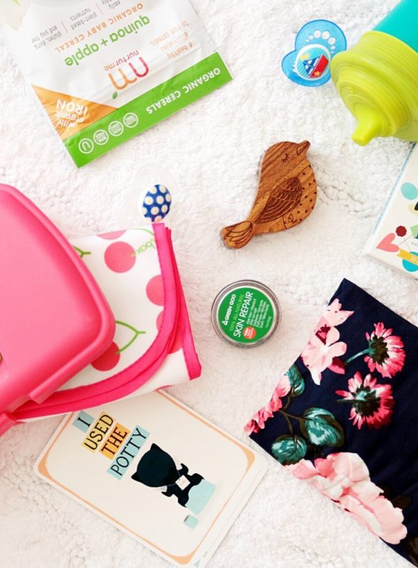 Summertime Baby & Tot Product Finds (& Giveaway)