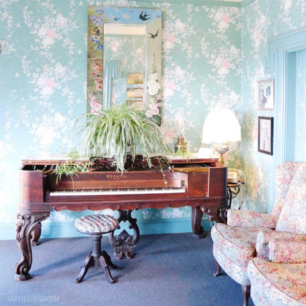 little river inn piano room