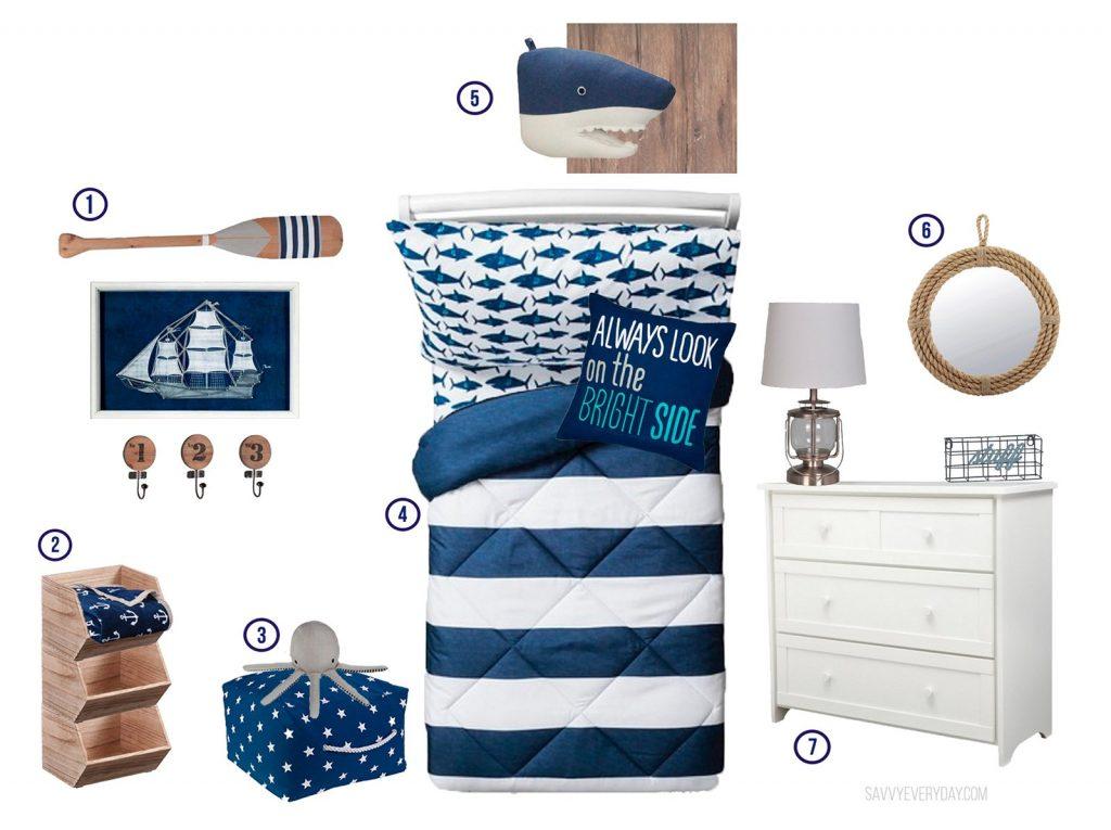 shop this nautical kids room design
