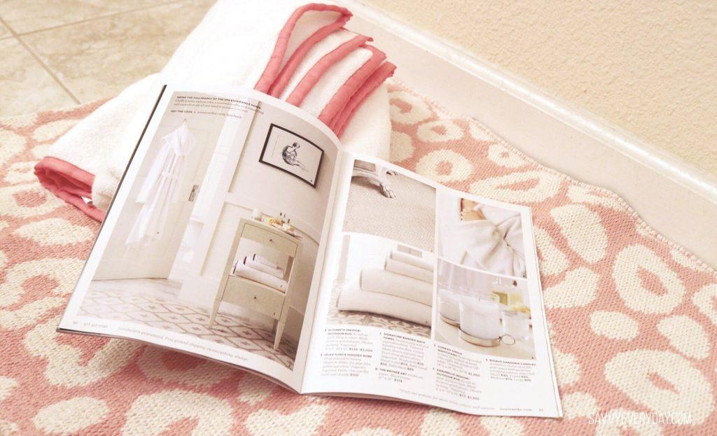 Bathroom catalog
