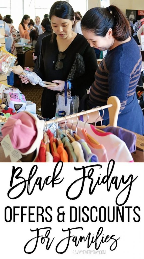 Black Friday Offers For Families