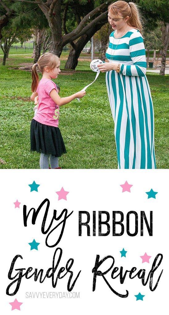 My Ribbon Gender Reveal