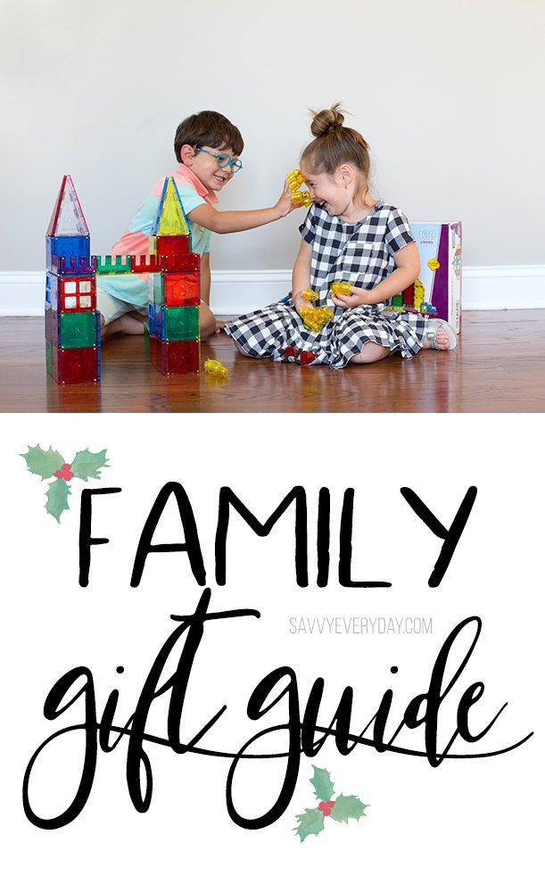 Gifts for the whole family