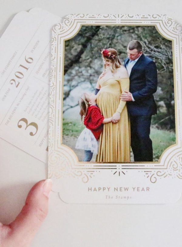New Year's Cards