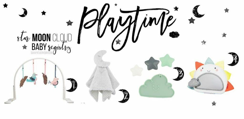 Star Registry Playtime list