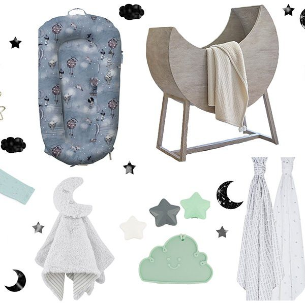 The Ultimate Star, Moon and Cloud Baby Registry