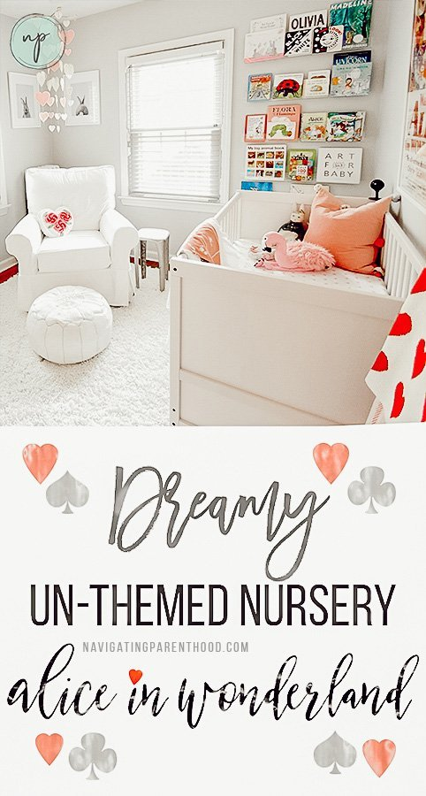 Dreamy Alice in Wonderland Un-Themed Nursery