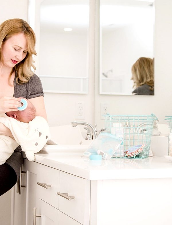 5 Tips for Baby's First Bath (With Boon CARE)
