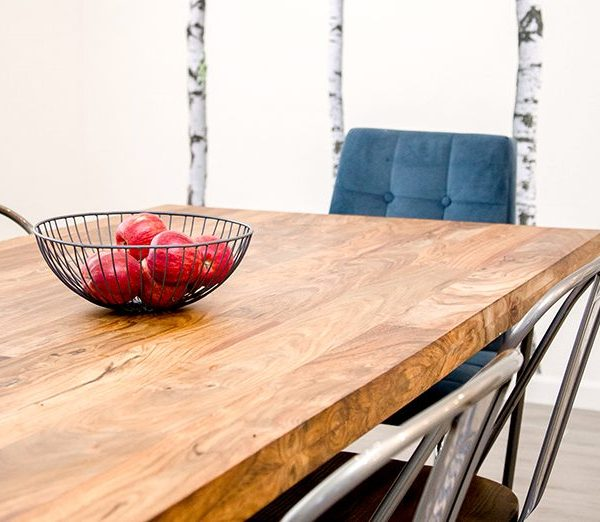 A Woodland Dining Room For Parents & Kids