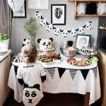 <span itemprop='name'>A Gorgeous Last-Minute Panda First Birthday Party</span>