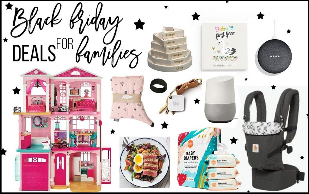 black friday sales for families