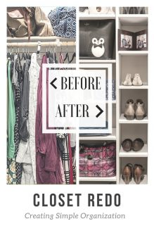 My Closet\'s Amazing Transformation for the New Year