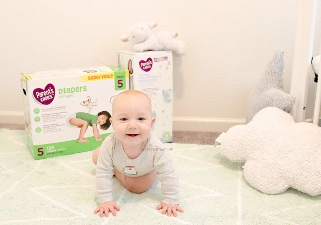 parent's choice bulk diapers and wipes