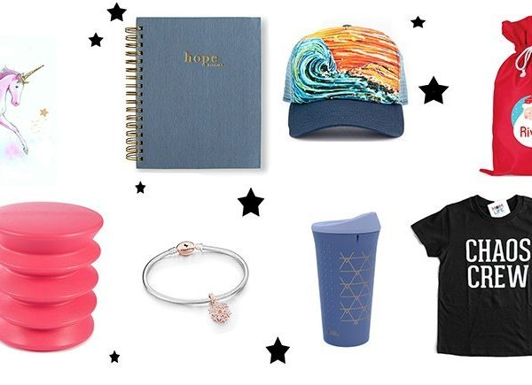 gift guide items