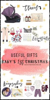 Useful Gifts for Baby\'s 1st Christmas