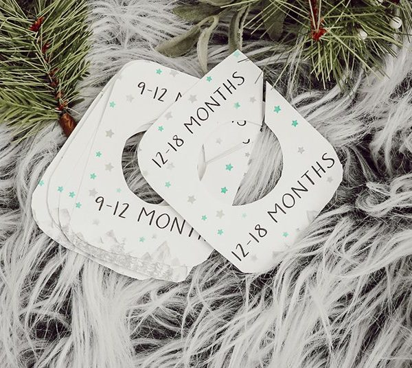 Mountain Themed Baby Clothing Organizers – Free Download