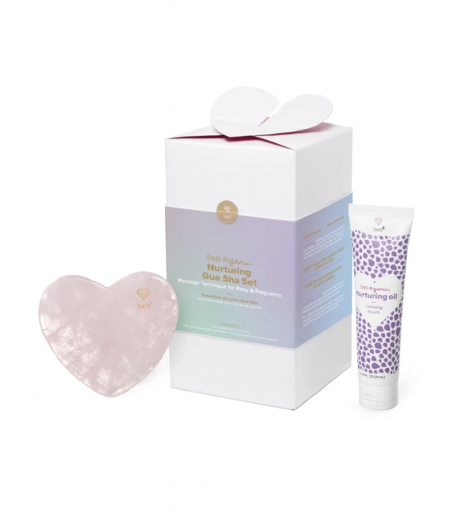 baby and pregnancy massage set