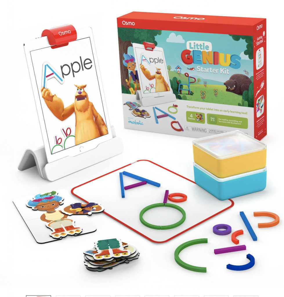 OSMO little genius toddler set