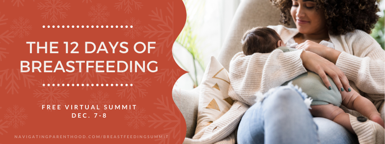 12 days of breastfeeding summit