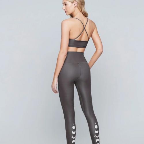 Aktiv lunar eclipse leggings and top