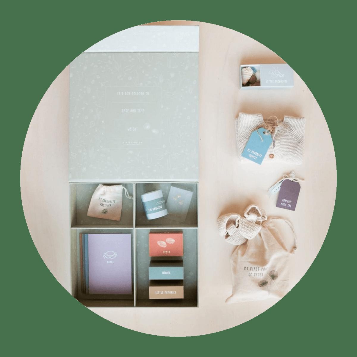 little dutch baby memory box