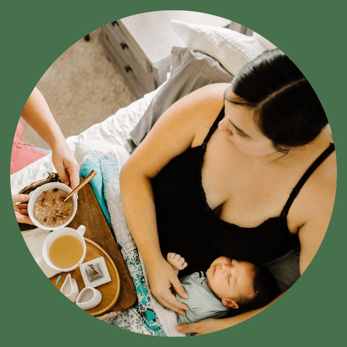 complete postpartum prep